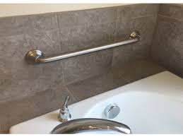 bathroom grab bars installation cost