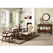 Newburgh Rectangular Trestle Dining Table By Riverside Home - Trestle kitchen table