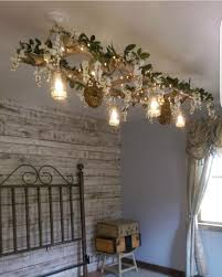 Creative Light Fixtures with White Birch Creative Hanging Light Fixture 6 Steps With Pictures