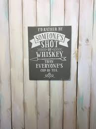 diamond mint blue peel stick fabric wallpaper repositionable whiskey sign i d rather be home decor alcohol sign plaque
