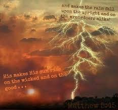 bible verses u2013 matthew 5 45 u2013 sun rises evil