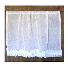 Linen Cafe Curtains Linen Cafe Curtains Teawing Co