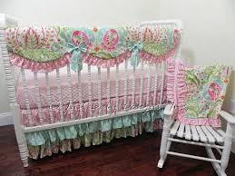 Custom Girls Bedding custom crib bedding set kara baby bedding kumari