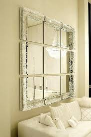 Asian Wall Decor Decorative Wall Mirrors For Fascinating Interior Spaces Small