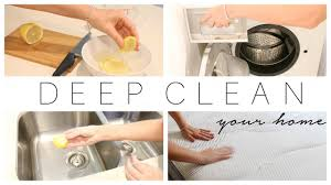 Cleaning Tips For Home by Tips For Deep Cleaning Your Home Natural Cleaning Products Youtube