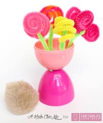 craftaholics anonymous kid friendly spring flower vases
