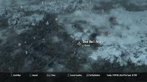 Elder Scrolls World Map by Image Dragon Mound Robber U0027s Gorge Bluffs Map Jpg Elder Scrolls