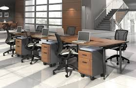 Global Office Chairs 4 Ways To Arrange Business And Office Furniture
