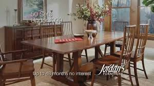 dining room sets under 999 for sale at jordan u0027s furniture stores