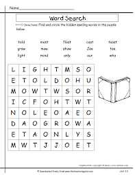 easy thanksgiving word search wonders second grade unit three week three printouts