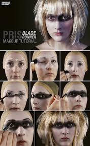 Chucky Makeup For Halloween by Blade Runner Pris Makeup Tutorial Wholesale Halloween Costumes Blog