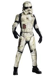 deluxe death trooper costume