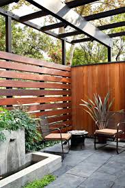 Small Patio Privacy Ideas by Patio Ideas Patio Fence Designs Privacy Fence Around Patio Ideas