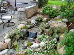 Rock Gardens Brighton Landscape Design Ideas W Patio Water Feature In Brighton New