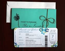 ticket wedding invitations airline ticket wedding invitation airline ticket wedding
