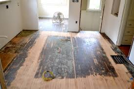 Original Wood Floors A Home In The Making Renovate The Kitchen A Floor Vote