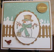 Arts And Crafts Christmas Cards - 332 best snowman cards images on pinterest snowman cards xmas