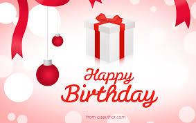 beautiful birthday greetings card psd for free download freebie