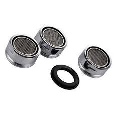 guarnizioni rubinetto 3 pezzi filtro rubinetto accessori diffusore rubinetto filtro
