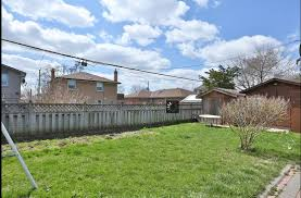 lawn how should i flatten my uneven back yard in toronto