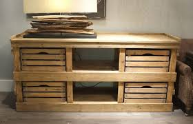 reclaimed industrial sideboard cambrewood