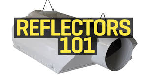 grow light reflectors 101 choose the best reflector for your