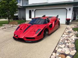replica ferrari this totally insane ferrari tricked out with jet engines can do