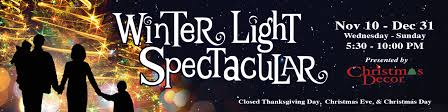 Zoo Lights Schedule by Winter Light Spectacular Lehigh Valley Zoo