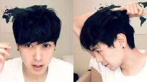 korean hair tutorial youtube