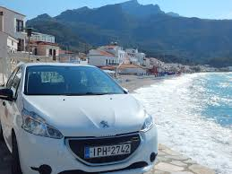 savvas rent a car samos kokkari