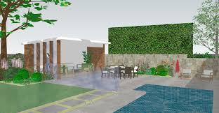 Pool Cabana Designs 3d Models