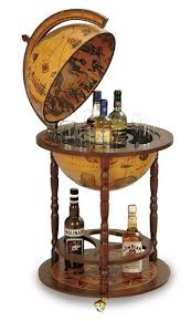 Globe Drinks Cabinet Zoffoli Art 87 Drinks Cabinet Bar Globe 315 00 Adara Clocks