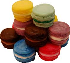 macaron fake dessert 12 pack assorted macaroon display prop