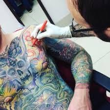 empire tattoos gold coast australia artist damo gerding