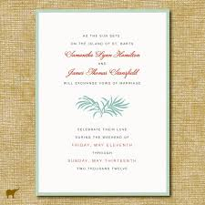 beach wedding reception invitations post beach wedding reception