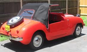 crosley car 1952 crosley roadster a melting pot of parts classic classics