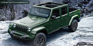 concept jeep truck here u0027s the best guess yet at what the 2018 jeep wrangler will look