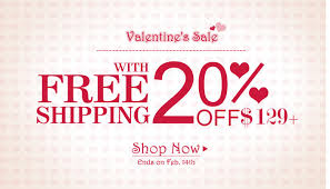 valentines sales amberette to boost another big sale upon the impending
