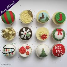 ultimate christmas cupcakes baking u0026 decorating 100 rock bakehouse