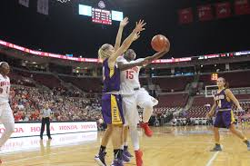 women u0027s basketball ohio state downs ashland 110 80 in exhibition