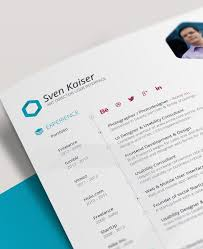 top 26 free indesign resume templates of 2017 mashtrelo