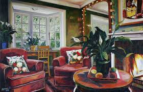 Home Interior For Sale 4 A Selection Of U0027interiors U0027 For Sale Raymond Jennings Artist