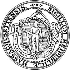 Massachusetts Travel Clipart images Seal of massachusetts clipart etc gif