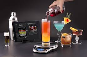 amazon com perfect drink pro smart scale recipe app mix