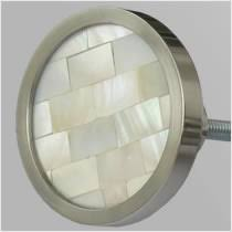 mother of pearl cabinet knobs mother of pearl inlaid cabinet knob sp2 l chloe alberry quality