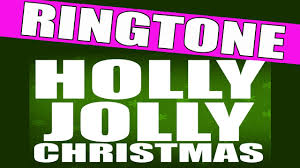 burl ives holly jolly christmas ringtone