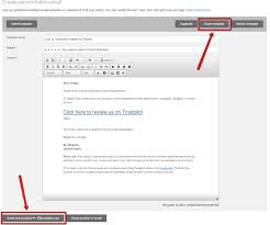 create invitations how to create and customize your review invitation email