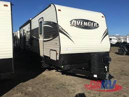 prime time avenger travel trailers quality construction in a wide