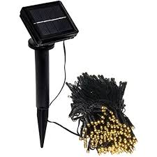 marelight 100 led solar led string lights christmas ambiance
