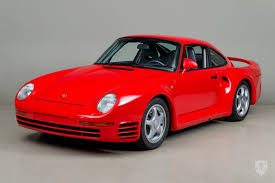 porsche 959 rally car 1988 porsche 959 in scotts valley ca united states for sale on